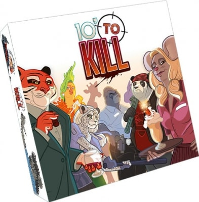 jeu de societe 10 minutes to kill
