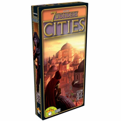 jeu de societe 7 wonders cities