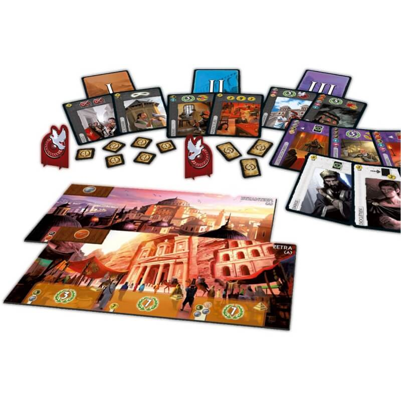 regle 7 wonders cities jeu