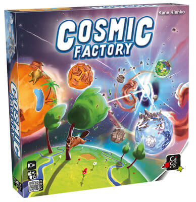 jeu de societe cosmic factory