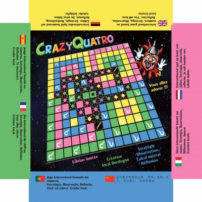 jeu de societe crazyquatro