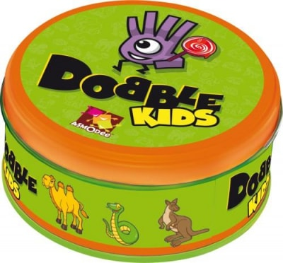 jeu de societe dobble kids