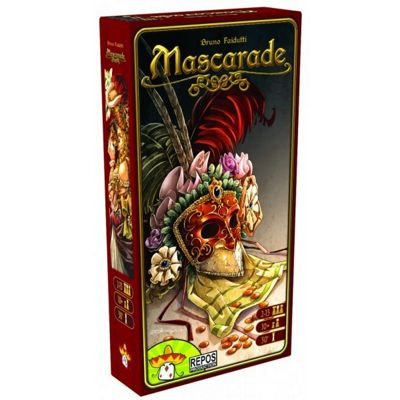 jeu de societe mascarade