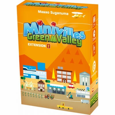jeu de societe minivilles extension green valley
