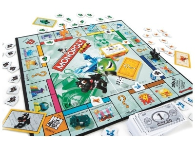 regle monopoly junior jeu