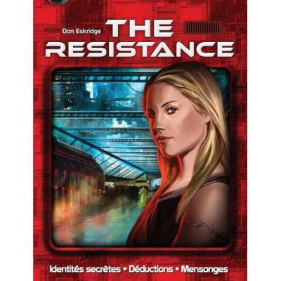 jeu de societe the resistance