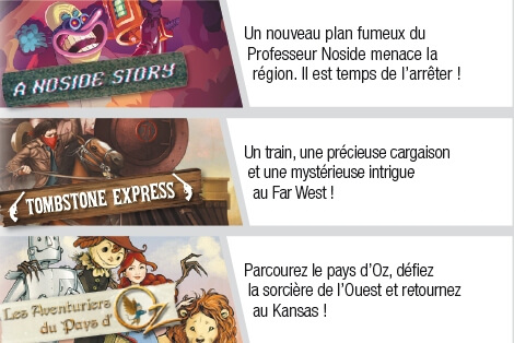 regle jeu unlock secret adventures