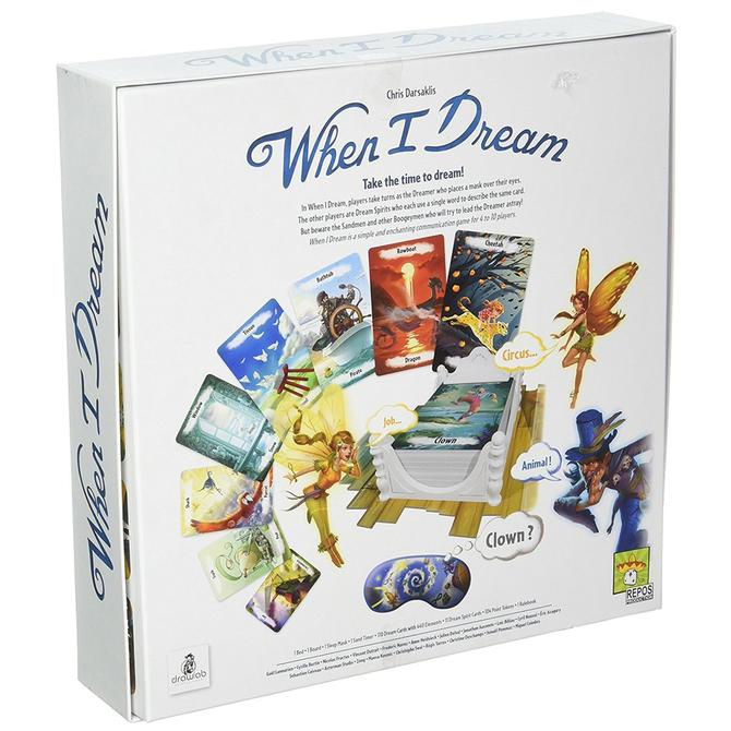 jeu when i dream